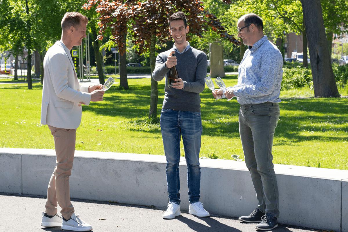 lancering Ivy Digital Marketing